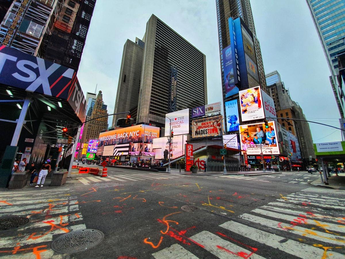 Electrifying & Inspiring – New York City, USA